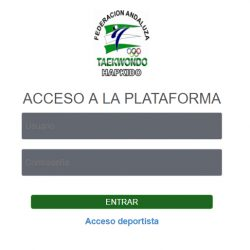 acceso plataforma